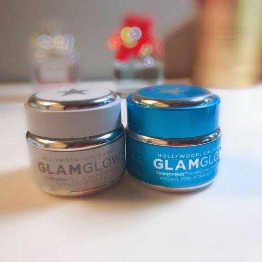 Glamglow面膜,素颜试用!种草与拔草!