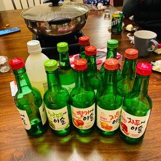 年夜饭预热局,吃完烤肉吃火锅🍲...