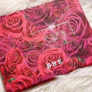 Colourpop 玫瑰盘