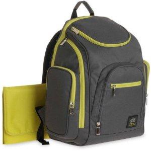 $19.45Baby Boom 双肩尿布包,含尿布垫,超多隔袋大容量