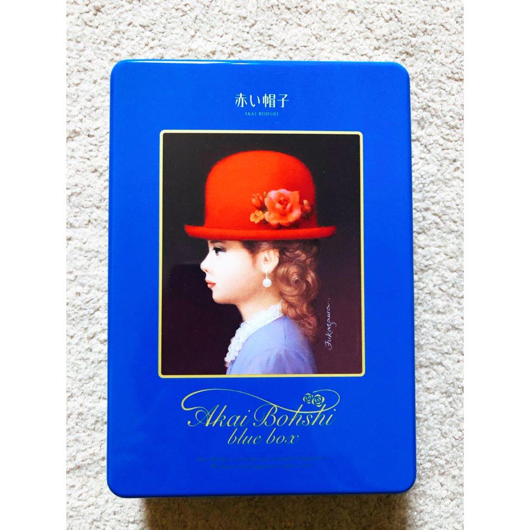 网红日本红帽子曲奇礼盒 到底会不会踩雷?