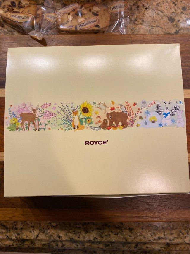 【ROYCE四季巧克力礼盒】