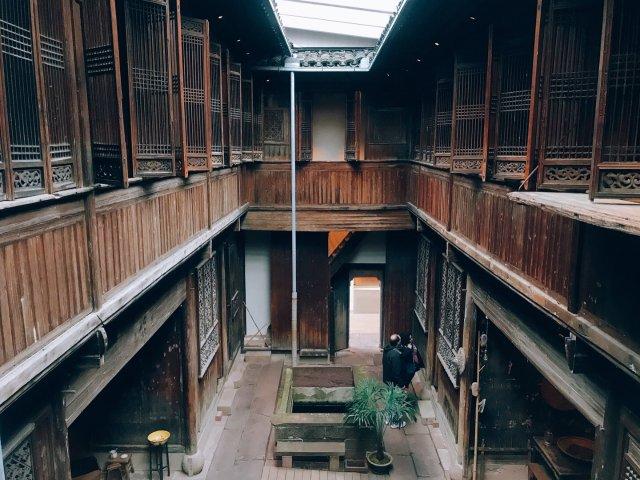 荫余堂|外迁古建筑保护先例🏗
