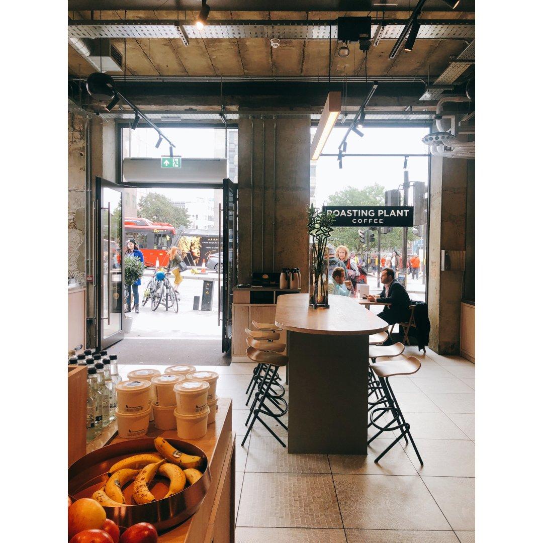 伦敦美食|南岸飘来咖啡的清香