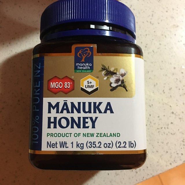 神点买的新西兰顶级蜂蜜