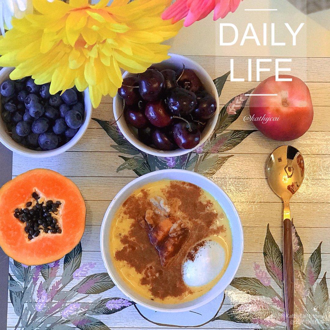 健康养生馆之早餐系列|一人食的仪式感🍽