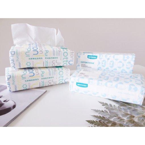 护肤|来自晒货区的礼物🎁 全棉时代vs Winner棉柔巾
