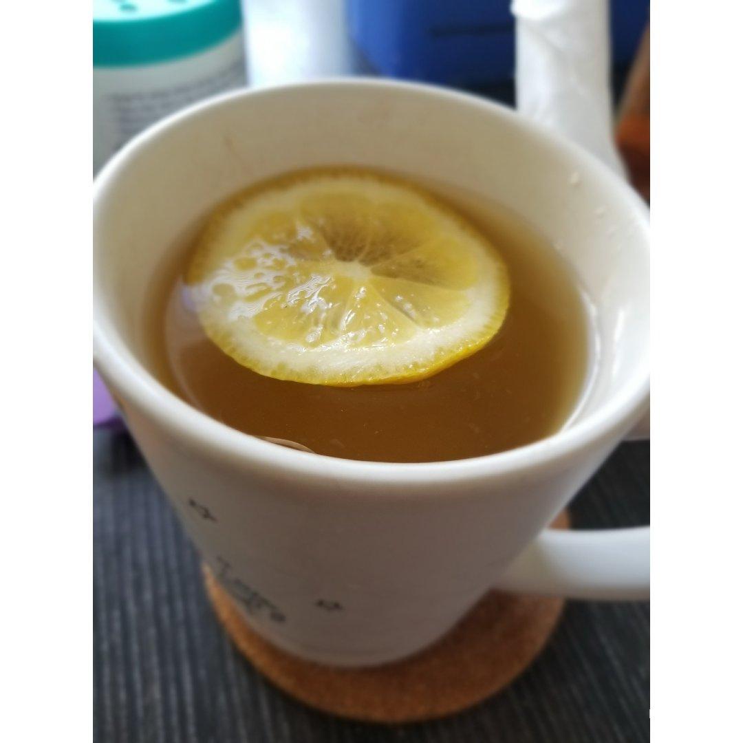 【日常加餐】柠檬冰红茶