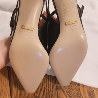 Gucci小猫跟鞋开箱...