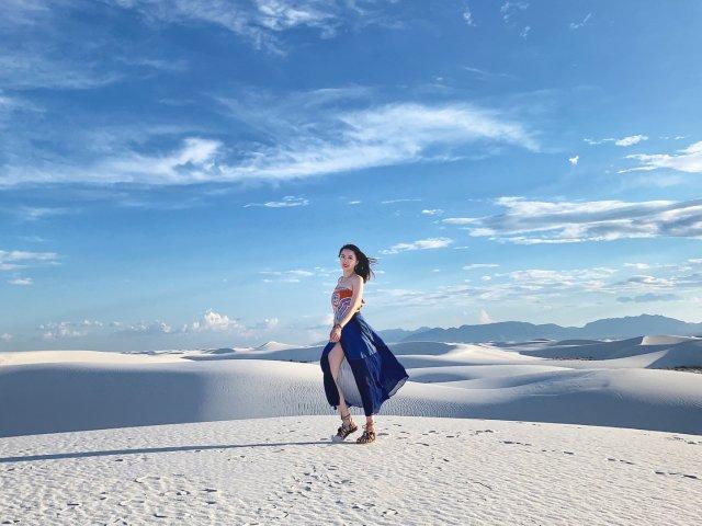 新墨西哥的绝美净土!白沙公园拍照指南