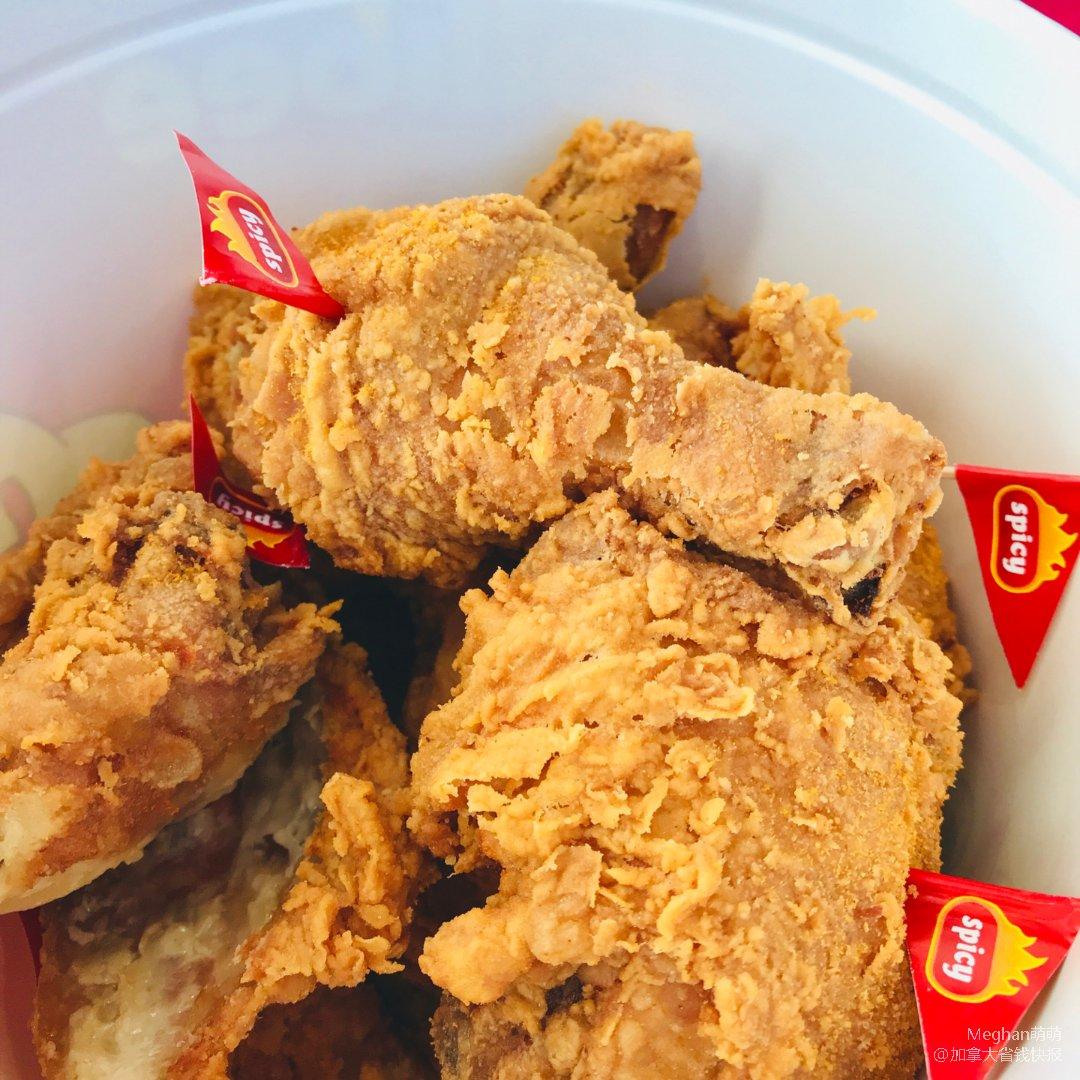 多伦多好吃的炸鸡❤️
