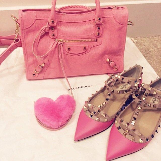 粉红少女心??可能粉红才是真爱吧?