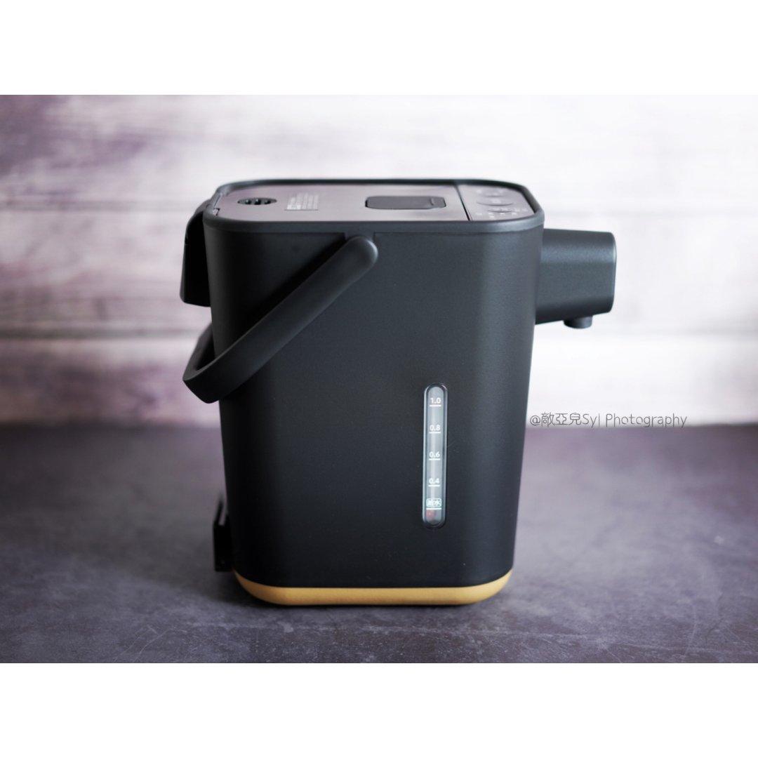 顏值與功能並存的象印熱水壺♨️