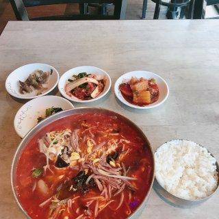 最爱的费城chinatown韩餐...