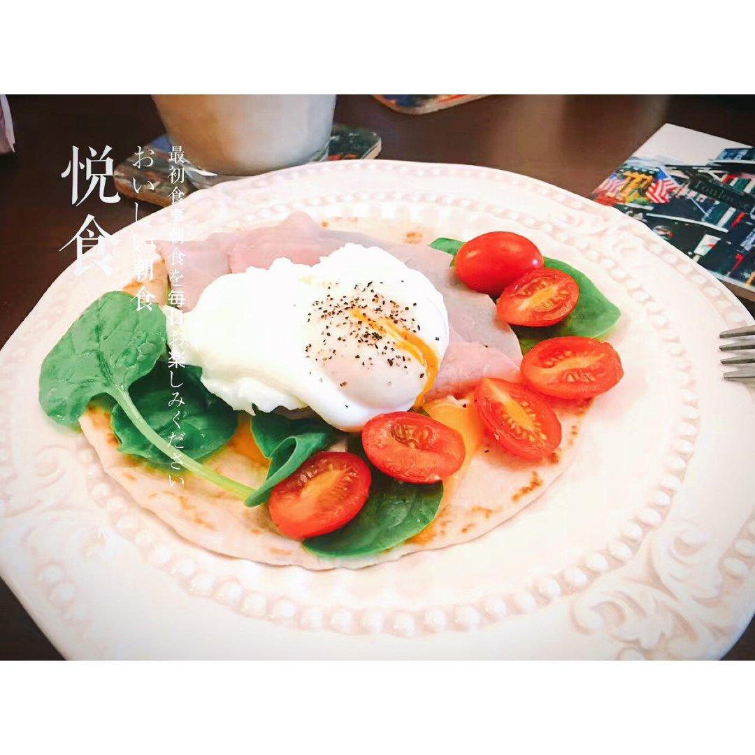 练氏小厨房 快手营养早餐与好看的鸡蛋