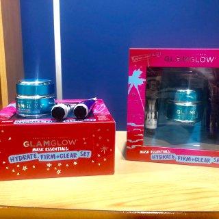 Glamglow 蓝罐套装...