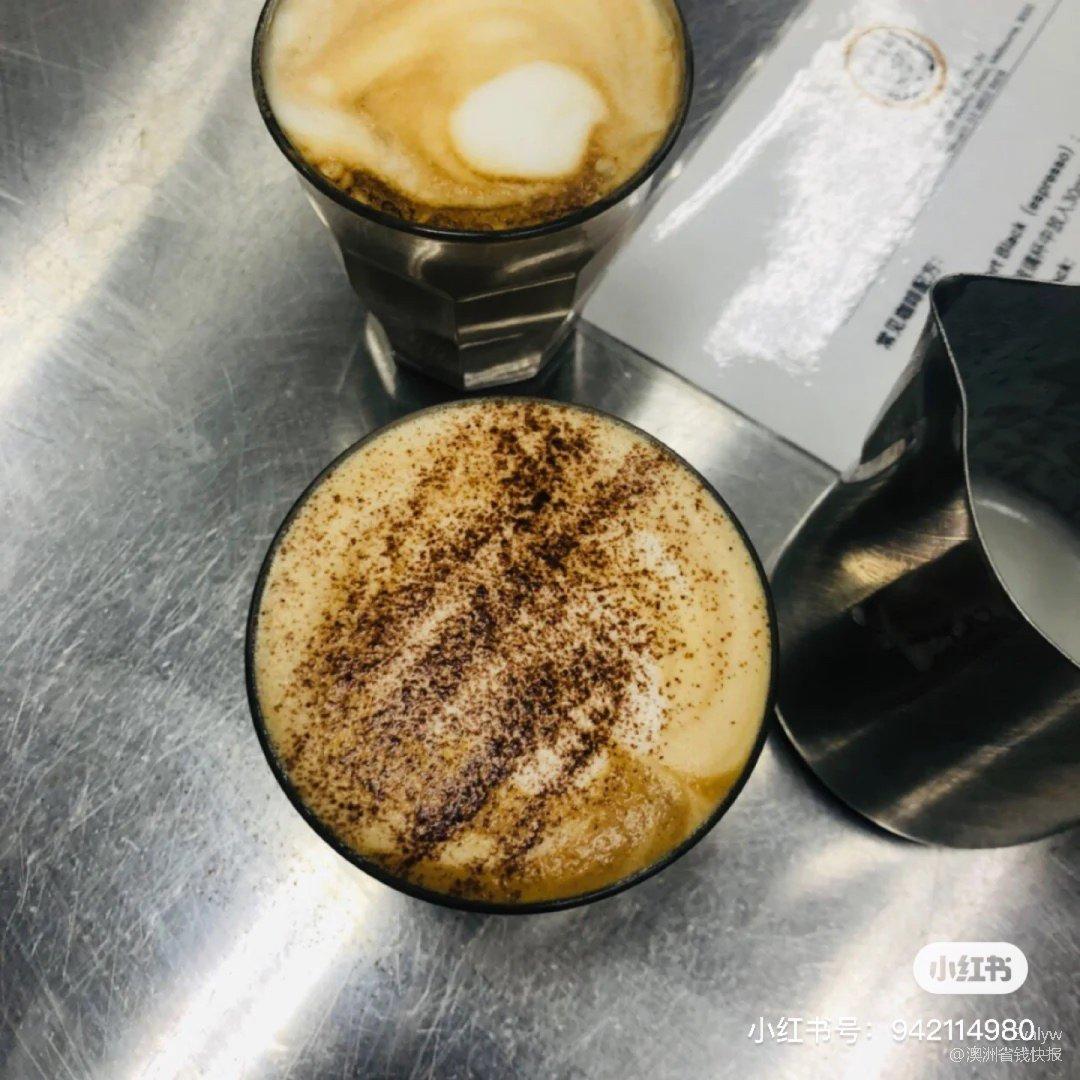 墨尔本   2天拿证的咖啡课程来咯!...