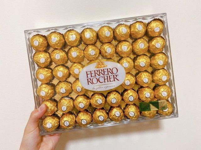 最爱的巧克力4种口感|Ferrer...