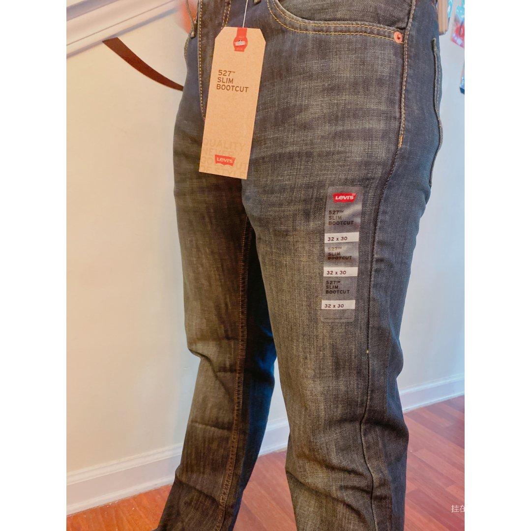 李维斯超低价$3一条牛仔裤到货