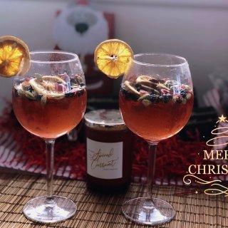 晒晒翻车的可丽饼圣诞树🎄和火鸡腿大餐🦃...
