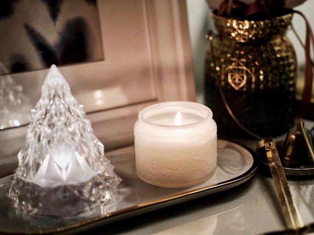 VOLUSPA小浮雕杯香薰💫高颜值礼物🎁