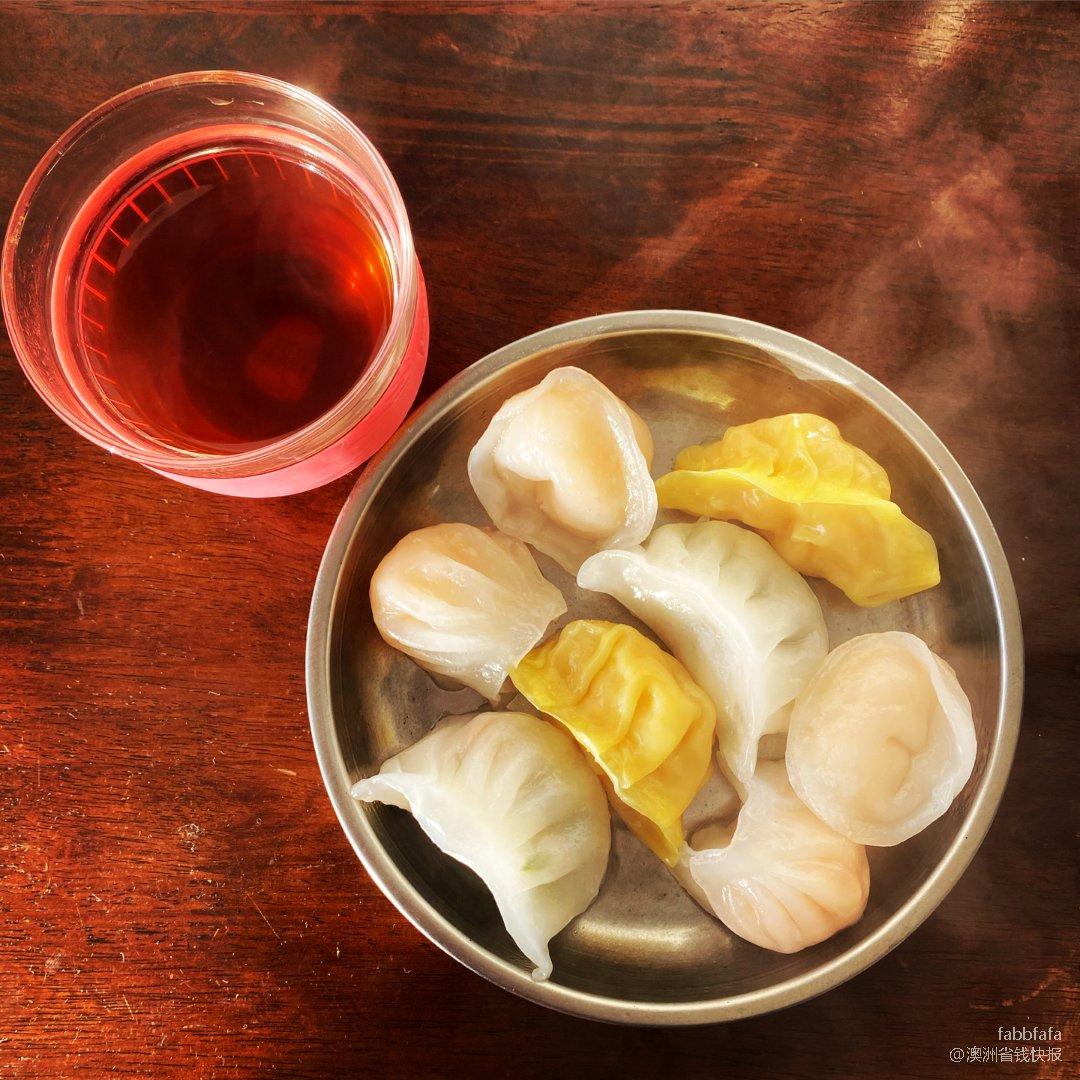 中西合璧之早餐