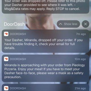 2021的小幸运之DoorDash体验(...