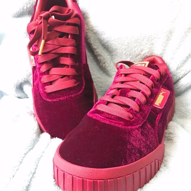 24312becd234a Cali Velvet Women's Sneakers puma - 晒货合集- 北美省钱快报Dealmoon.com