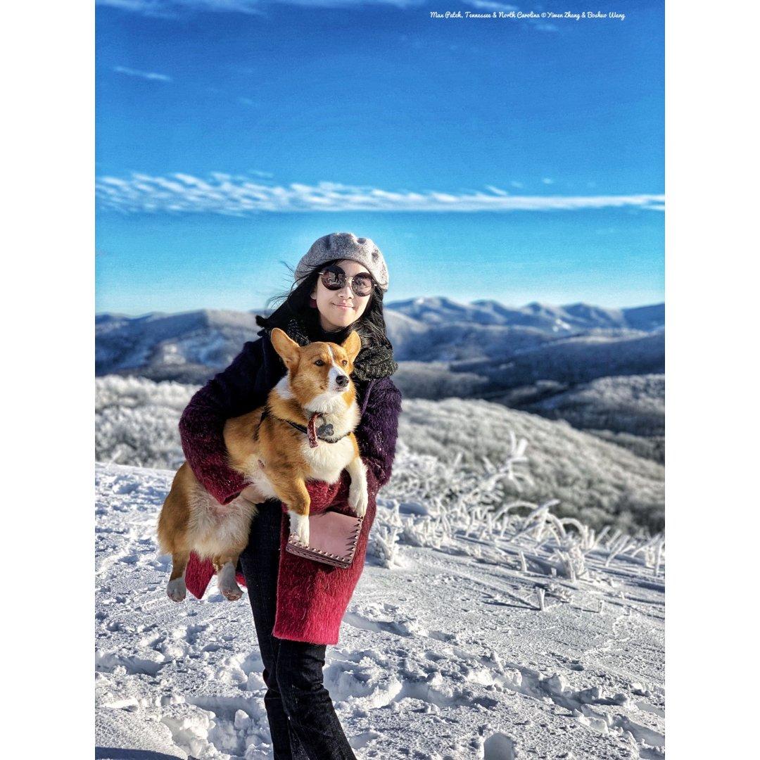 北卡美景 | 登顶雪山,阿帕拉契坐...