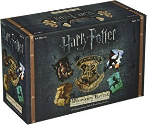 $28Harry Potter Hogwarts Battle Cooperative Deck Building Card Game @ amazon.com