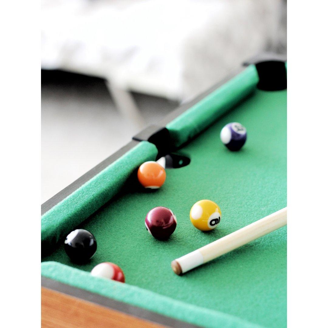 【16】在家也可以玩台球🎱情侣间的...
