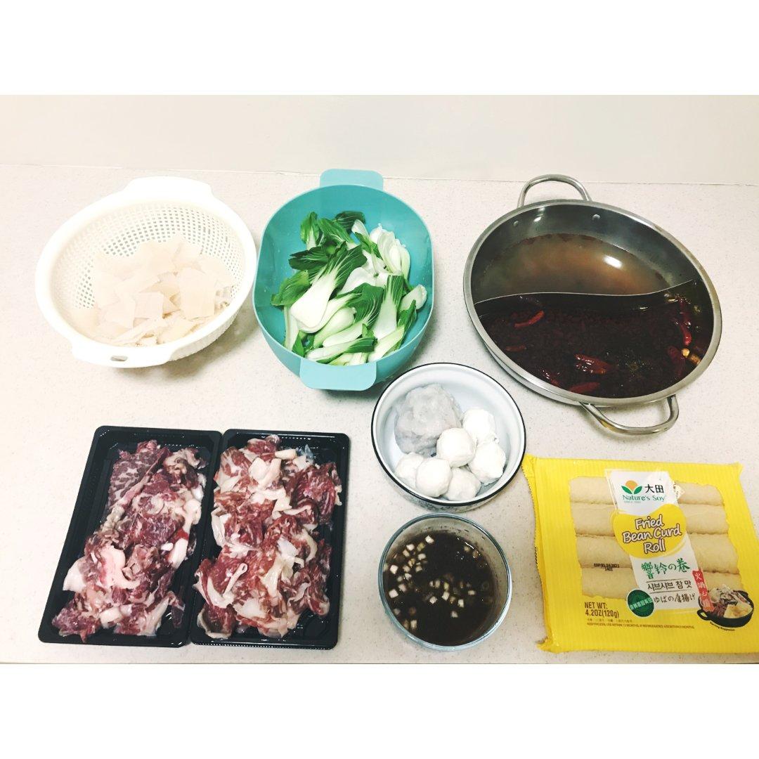Yzakka不鏽鋼鴛鴦鍋吃和牛火鍋...