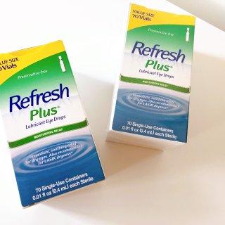 Refresh Plus滴眼液...