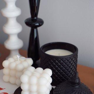 丰富精致的软装摆件从蜡烛开始💕...