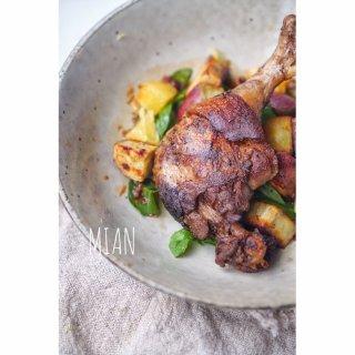 法式油封鸭—吃过最嫩的鸭肉。...