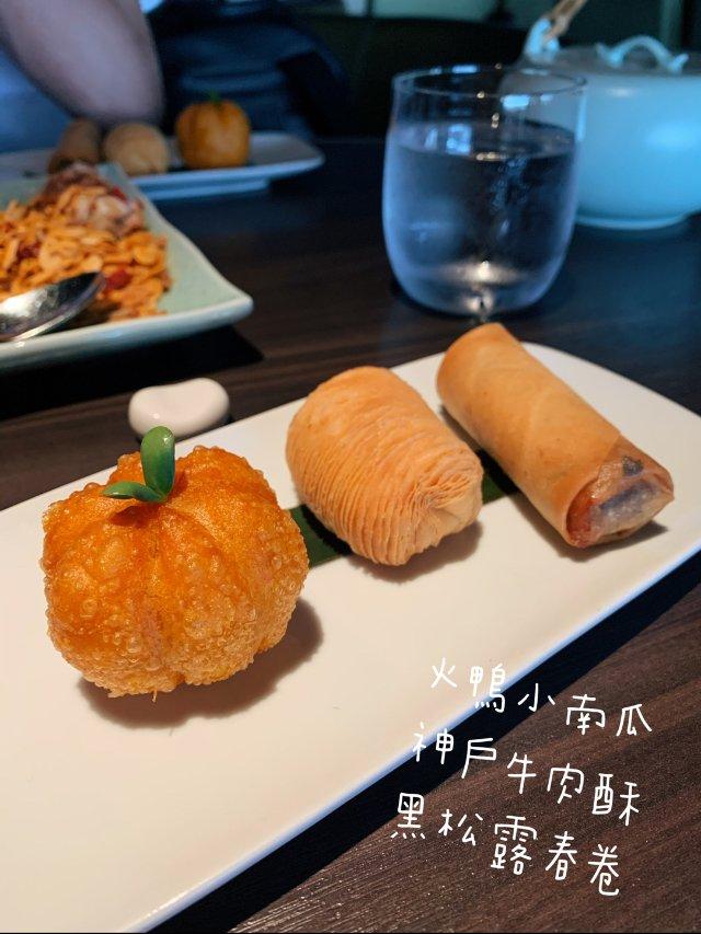 美食|Yauatcha唐茶苑 休斯...