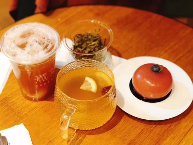 北京下午茶推荐   煮叶