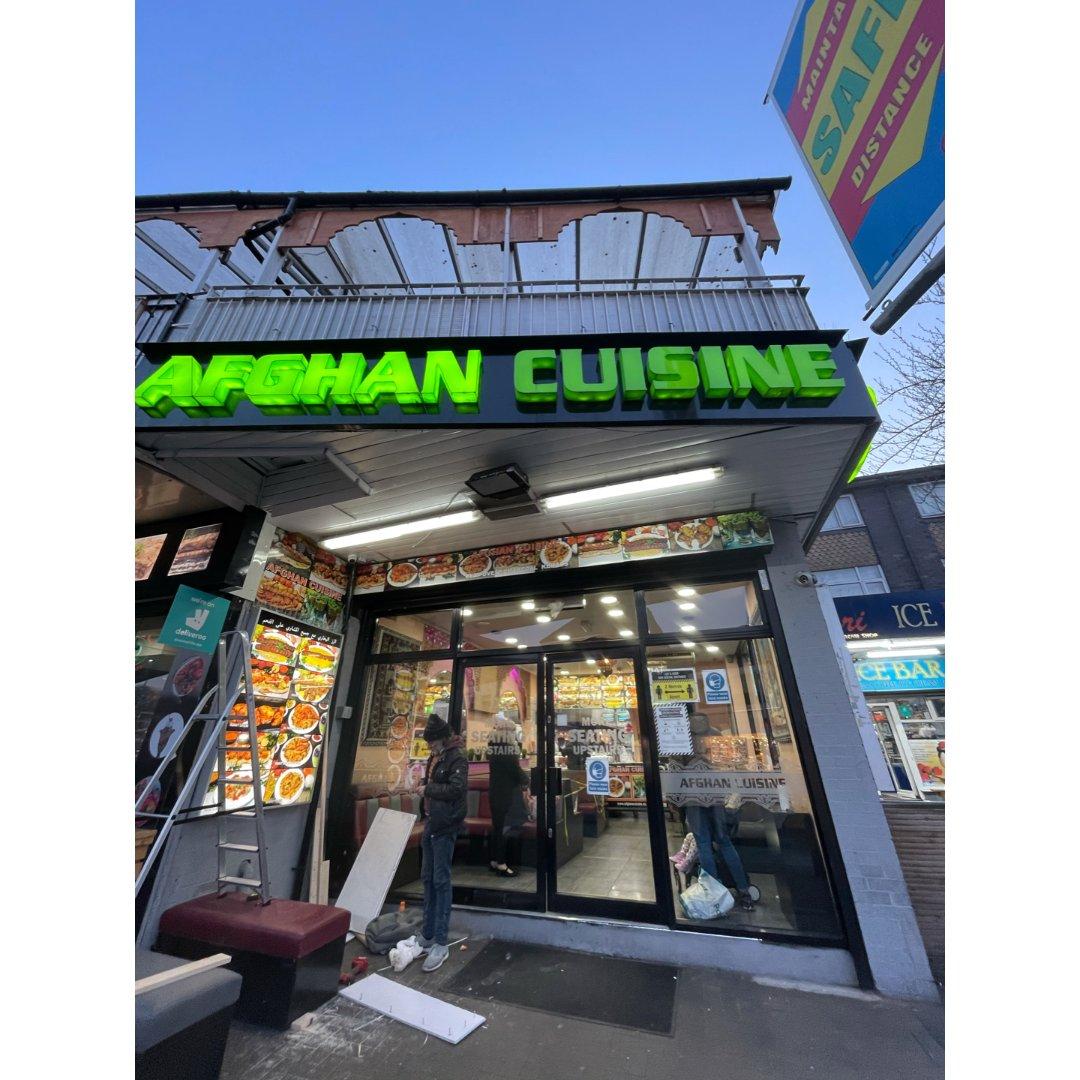 部分解封了!来这家阿富汗餐厅点个外卖吃吧...