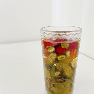 杞菊乌龙茶🌼