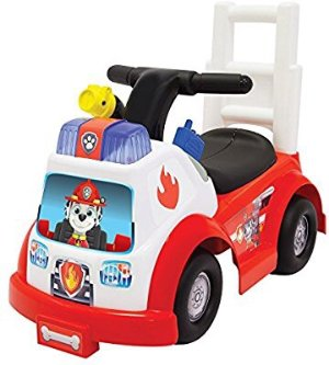 $27Paw Patrol Marshall Fire Engine Ride-On Ride On