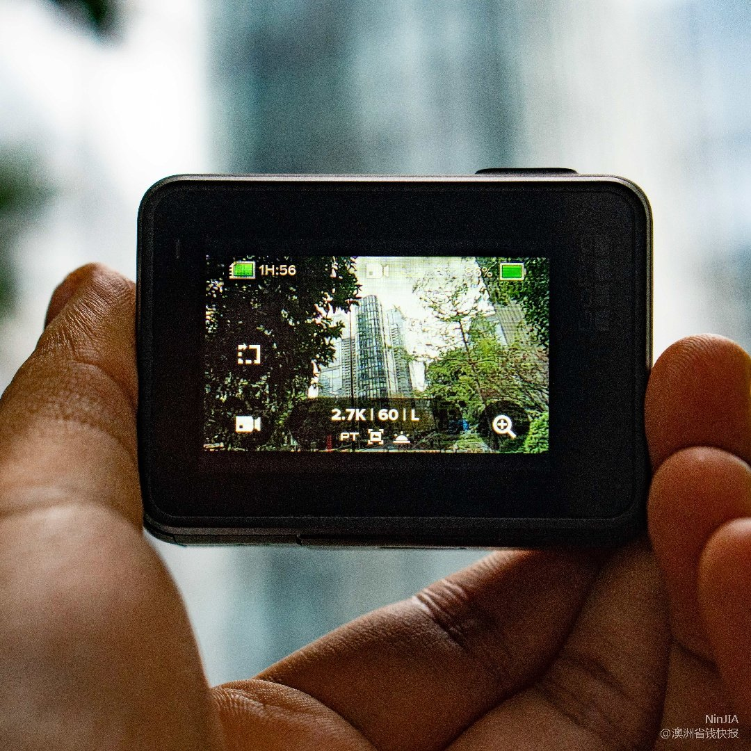 最好的运动相机,GoPro能给你带...