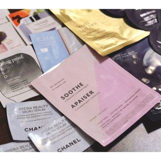 Chanel 香奈儿,Patchology,Living Proof,Kate Somerville