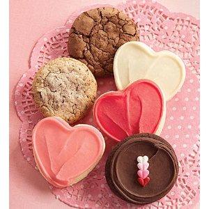 免费饼干情人节饼干样品