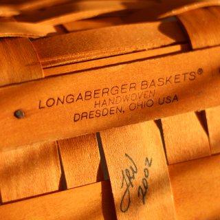 Longaberger basket 篮...
