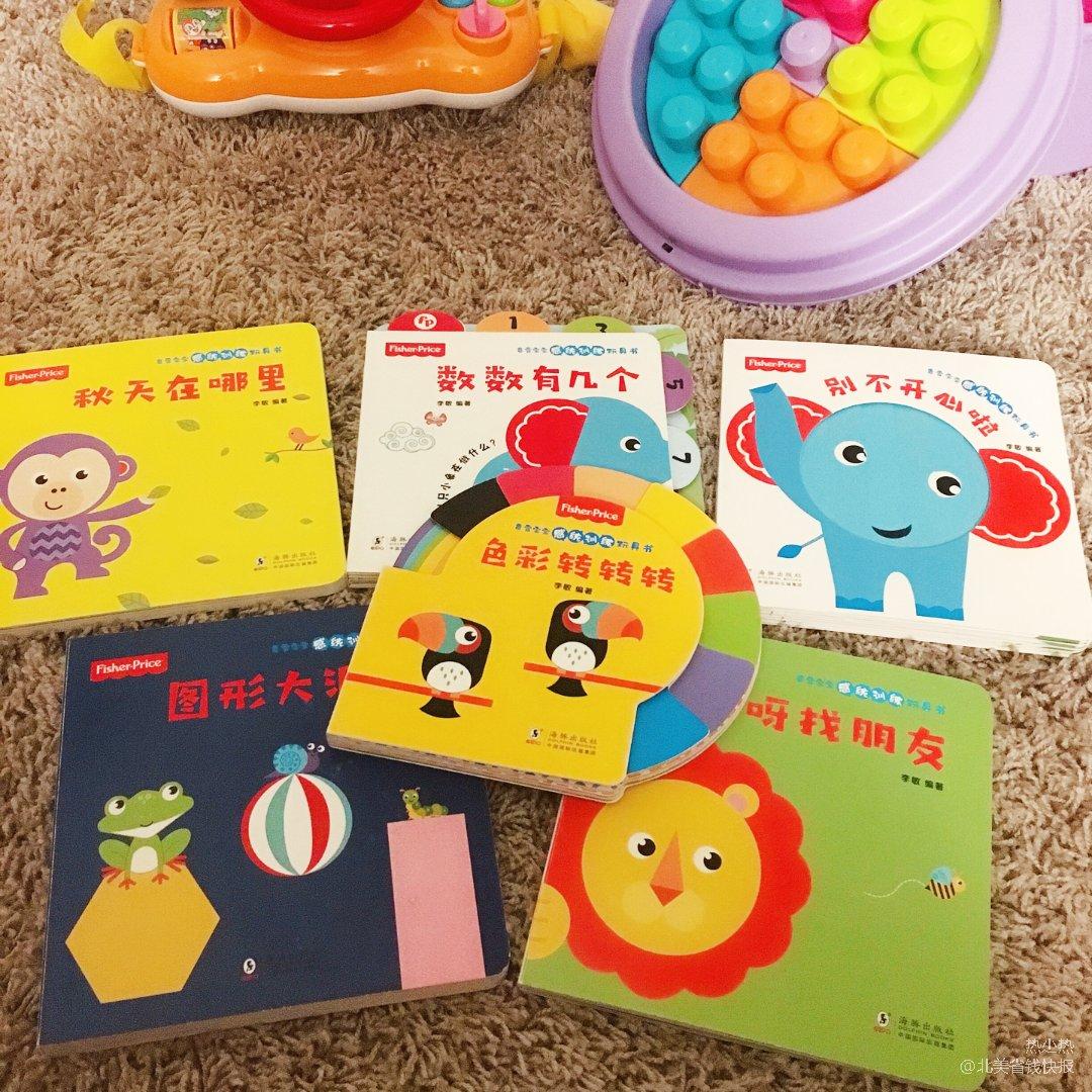【儿童读物】费雪感统训练书