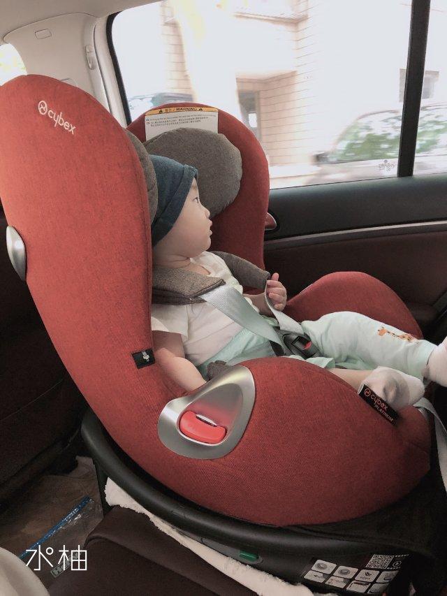 6个月后婴儿安全座椅