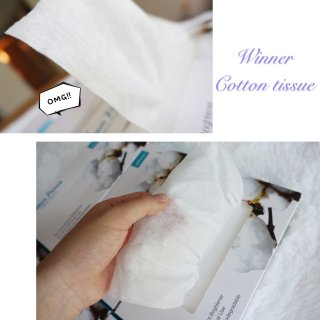 【微众测】Winner棉柔面巾 | 你的脸蛋值得拥有