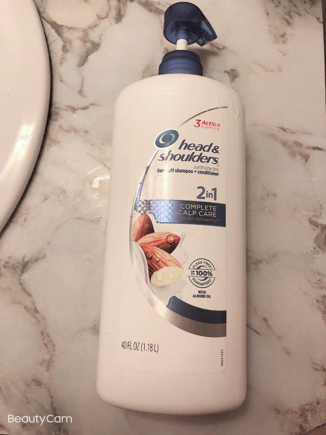 空瓶洗发水
