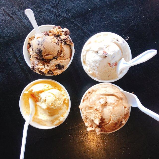好店推荐 J.P.Licks 冰淇...