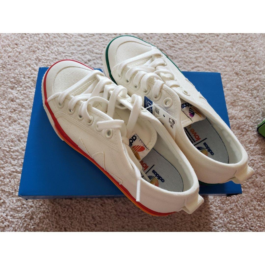 买鞋不能停,Adidas nizza pride,70美元